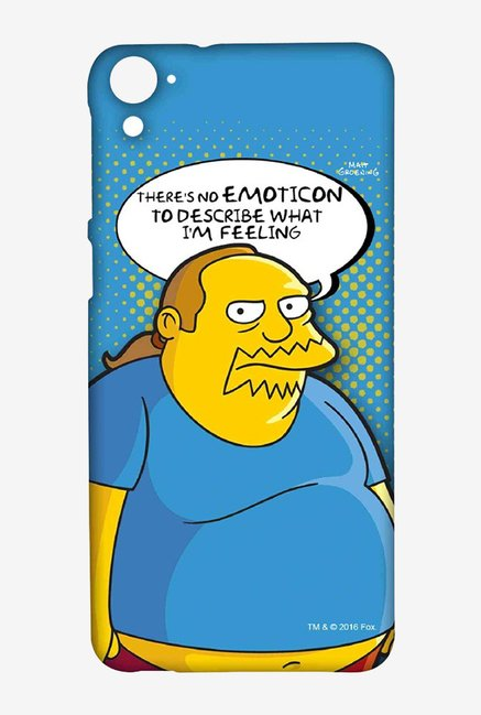 Simpsons Comic Guy Case for HTC Desire 826