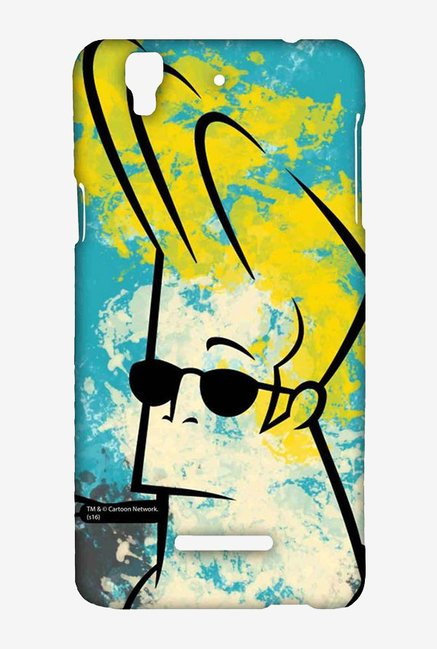 Shaded Johnny Bravo Case for Yu Yureka