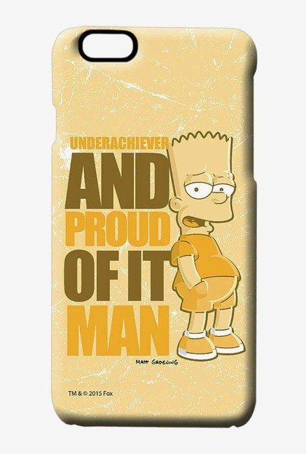 Simpsons Proud Underachiever Case for iPhone 6