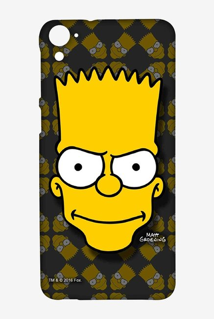 Simpsons Bartface Case for HTC Desire 826