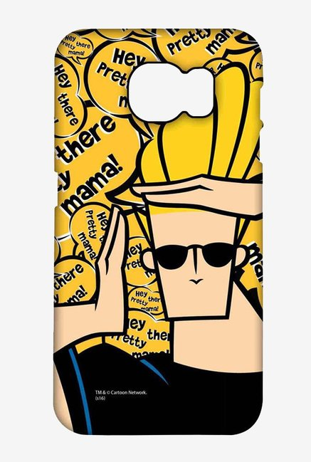 Johnny Bravo Hey There Pretty Mama Case for Samsung S6 Edge+
