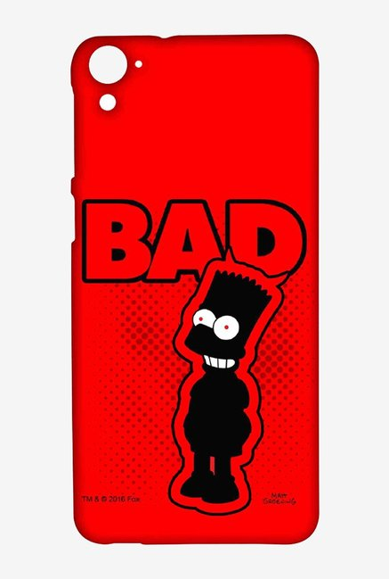 Simpsons Bad Case for HTC Desire 826