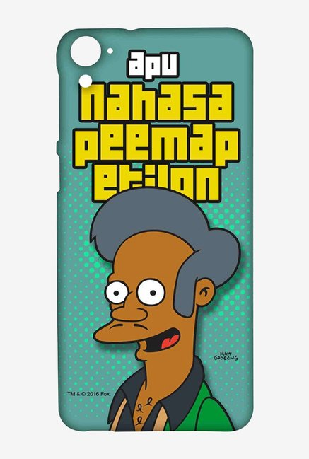 Simpsons Apu Case for HTC Desire 826