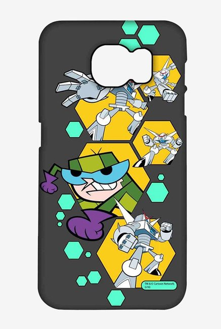 Dexter Robot Wars Case for Samsung S6