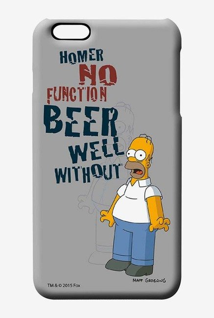 Simpsons Homers Poison Case for iPhone 6 Plus