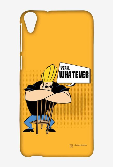 Johnny Bravo Yeah Whatever Case for HTC Desire 820