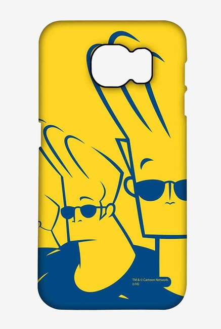 Johnny Bravo Different Poses Case for Samsung S6