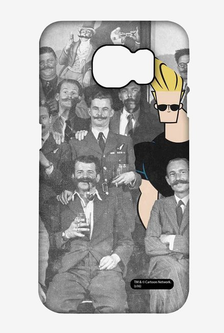 Johnny Bravo & Gang Case for Samsung S6