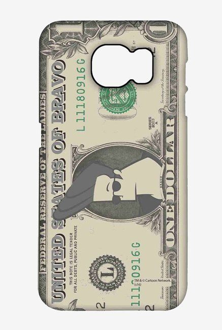 Johnny Bravo Million Dollor Boy Case for Samsung S6 Edge+