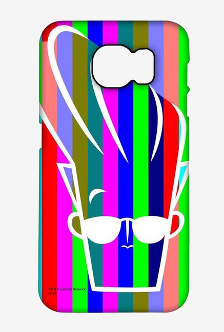 Rainbow Johnny Bravo Case for Samsung S6 Edge Plus