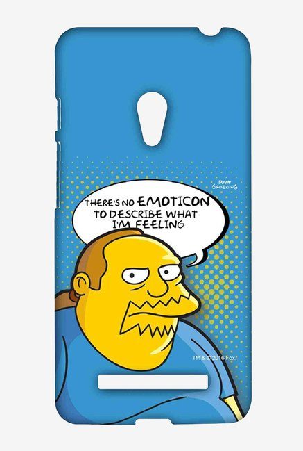 Simpsons Comic Guy Case for Asus Zenfone 5