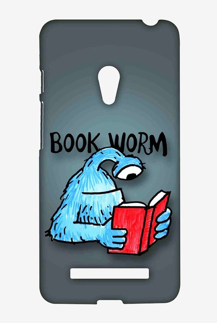Kritzels Book Worm Case for Asus Zenfone 5
