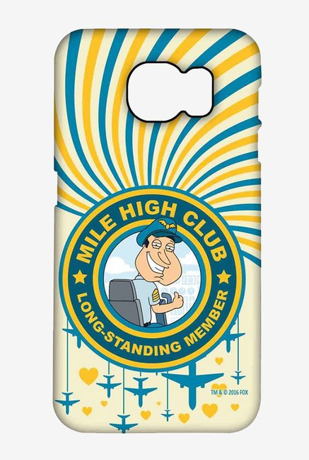Family Guy Mile High Club Case for Samsung S6
