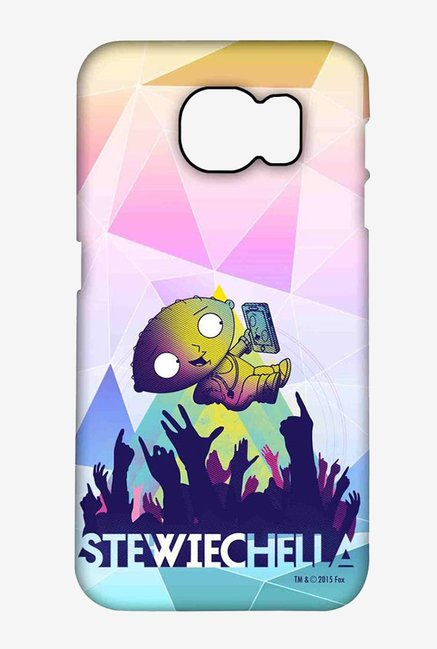Family Guy Quahog Music Fest Case for Samsung S6
