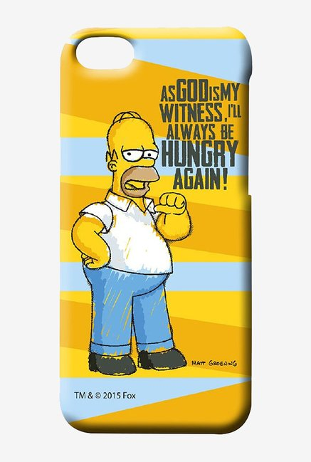 Simpsons Hungry Homer Case for iPhone 5C