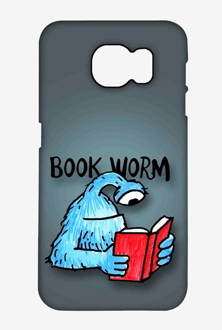 Kritzels Book Worm Case for Samsung S6 Edge Plus