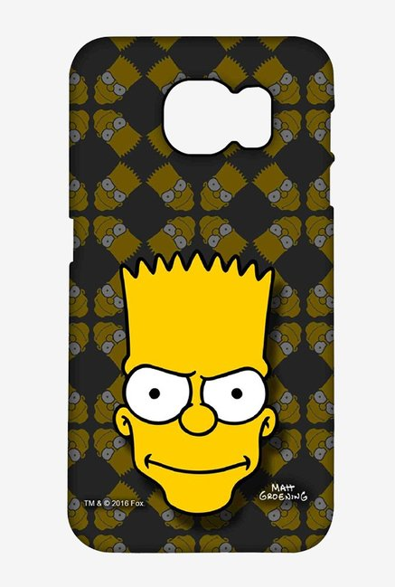 Simpsons Bartface Case for Samsung S6 Edge Plus