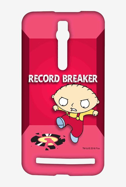 Family Guy Record Breaker Case for Asus Zenfone 2