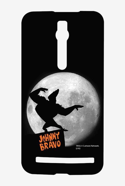 Johnny Bravo On The Moon Case for Asus Zenfone 2