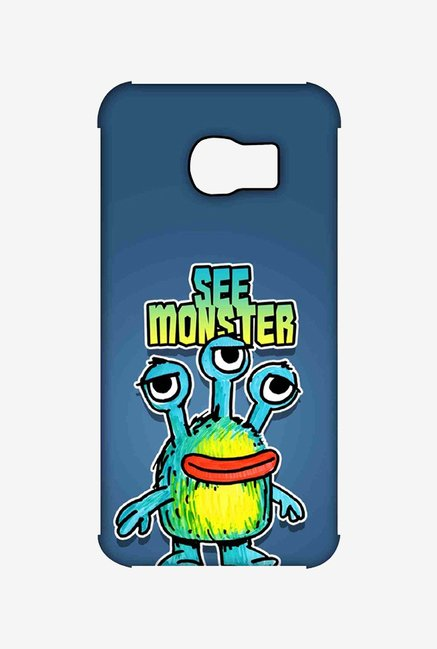 Kritzels See Monster Case for Samsung S6 Edge