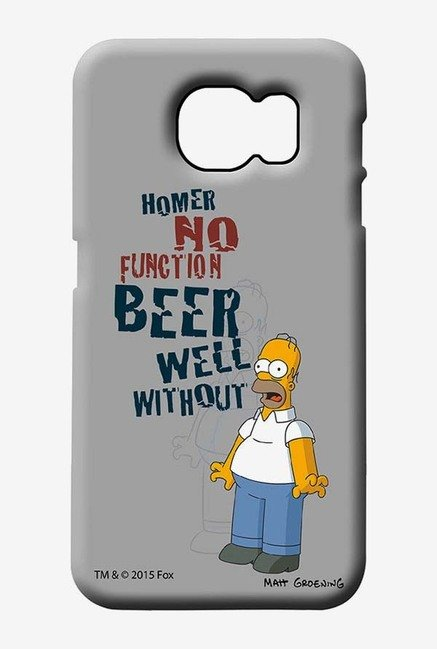 Simpsons Homers Poison Case for Samsung S6