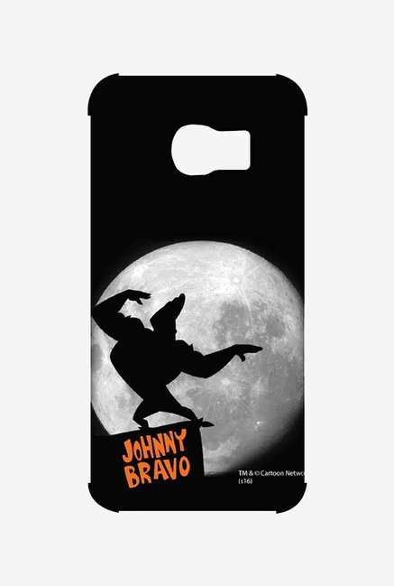 Johnny Bravo On The Moon Case for Samsung S6 Edge