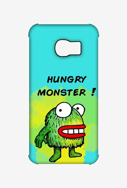Kritzels Hungry Monster Case for Samsung S6 Edge