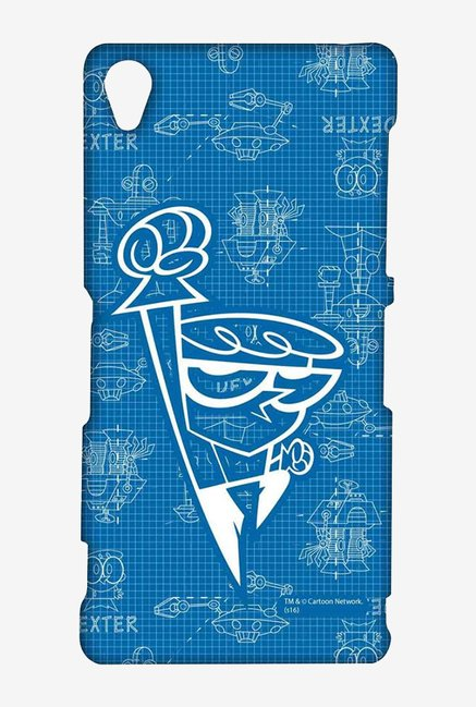 Dexter Blueprint Case for Sony Xperia Z3