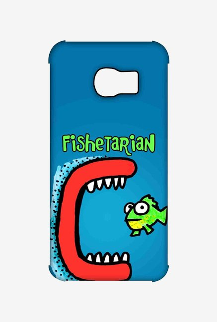 Kritzels Fishetarian Case for Samsung S6 Edge