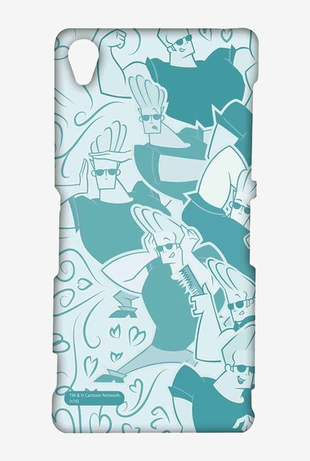 Artistic Johnny Bravo Case for Sony Xperia Z3