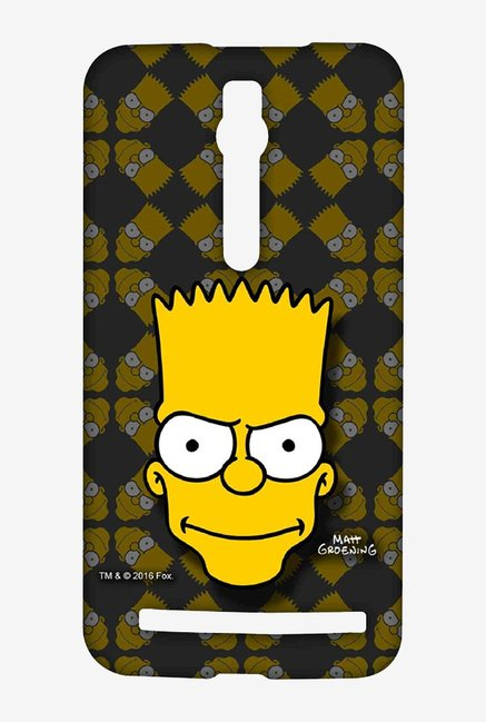Simpsons Bartface Case for Asus Zenfone 2