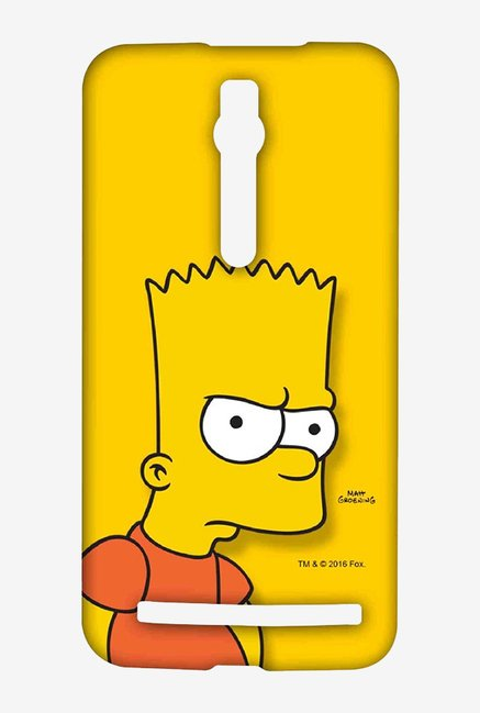 Bart Simpson Case for Asus Zenfone 2