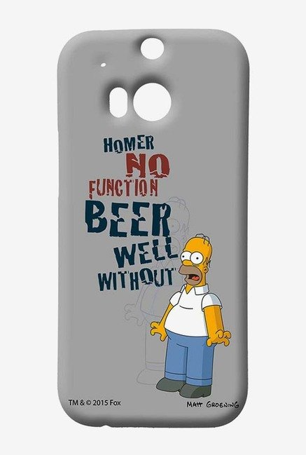 Simpsons Homers Poison Case for HTC One M8
