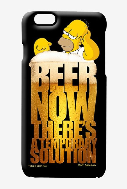 Simpsons The Beer Solution Case for iPhone 6s