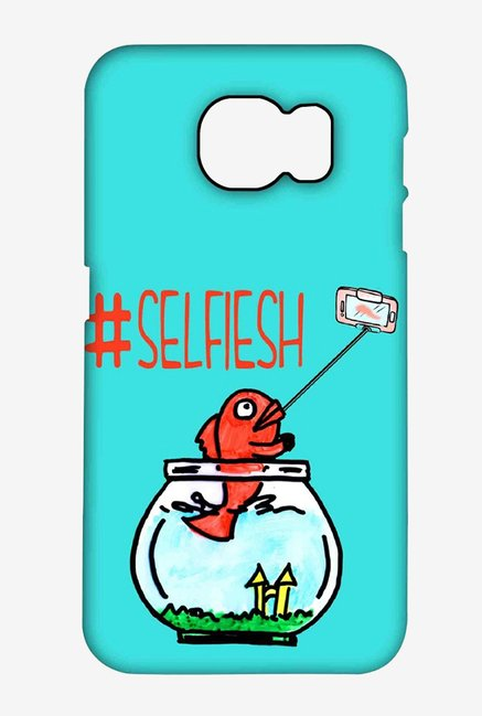 Kritzels Selfiesh Case for Samsung S6 Edge Plus