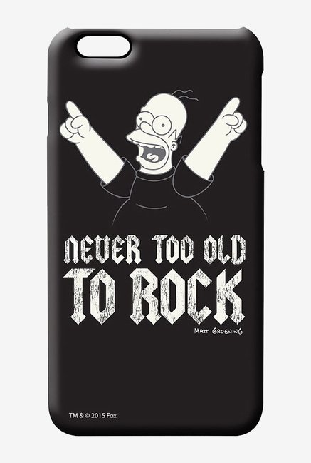Simpsons Rockstar Homer Case for iPhone 6s Plus