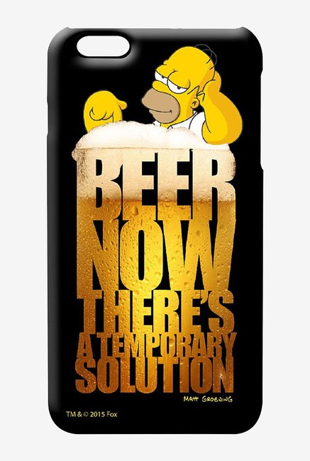 Simpsons The Beer Solution Case for iPhone 6s Plus