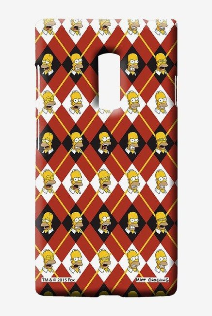 Simpsons Homer Moods Case for Oneplus Two