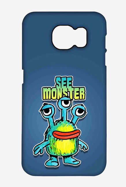 Kritzels See Monster Case for Samsung S6