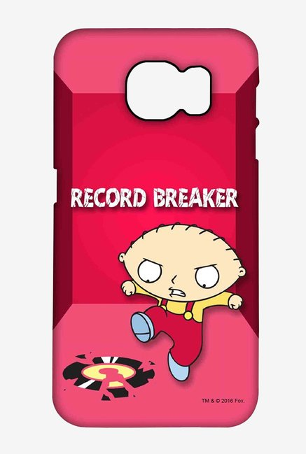 Family Guy Record Breaker Case for Samsung S6