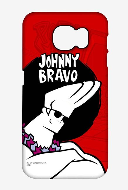 Johnny Bravo Hawaii Case for Samsung S6