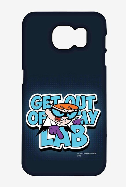 Dexter Get Out Of My Lab Case for Samsung S6