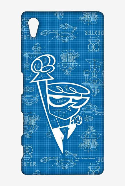 Dexter Blueprint Case for Sony Xperia Z5