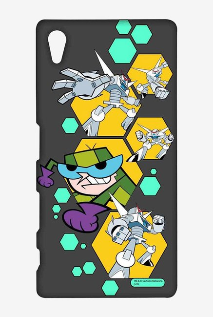 Dexter Robot Wars Case for Sony Xperia Z5