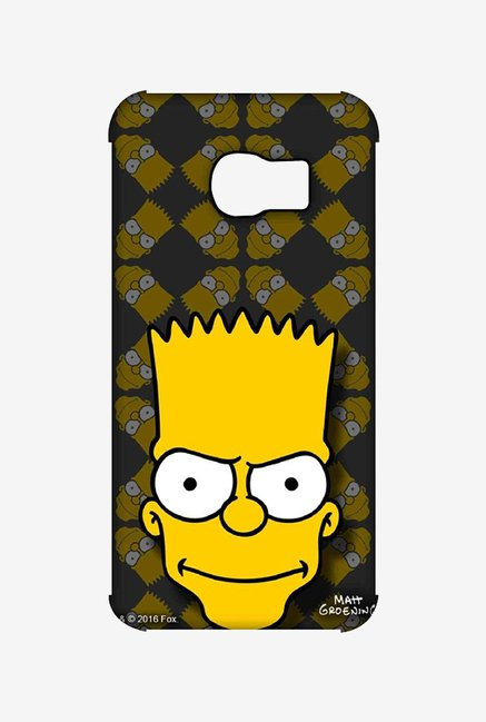 Simpsons Bartface Case for Samsung S6 Edge