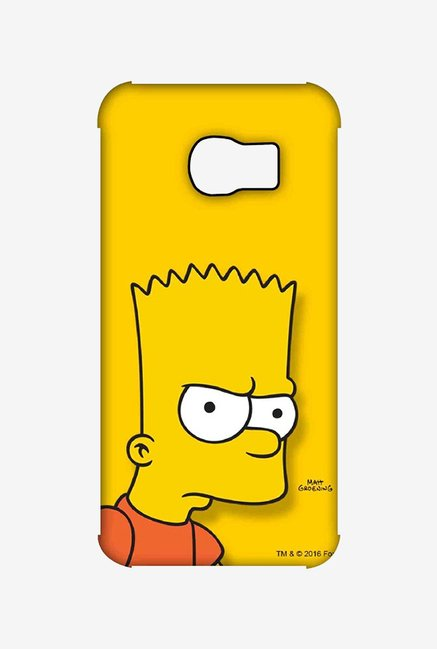 Bart Simpson Case for Samsung S6 Edge