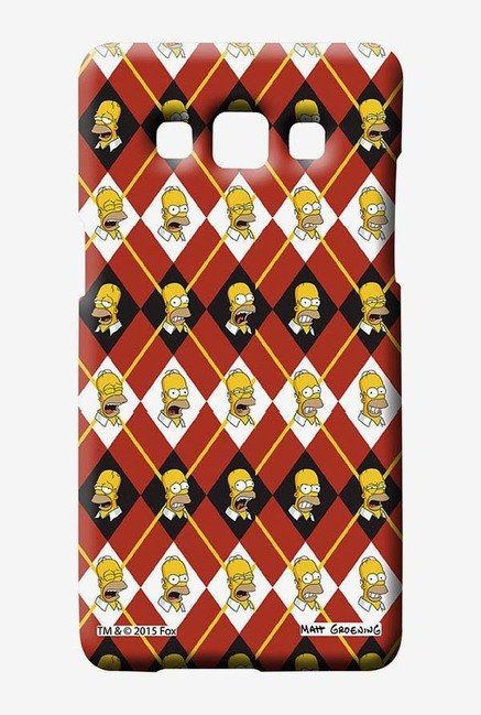 Simpsons Homer Moods Case for Samsung Galaxy A7