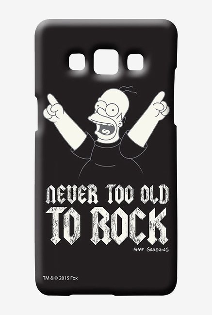 Simpsons Rockstar Homer Case for Samsung Galaxy A5