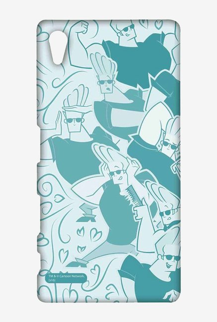Artistic Johnny Bravo Case for Sony Xperia Z5