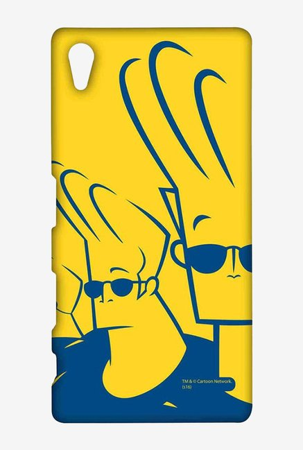 Johnny Bravo Different Poses Case for Sony Xperia Z5